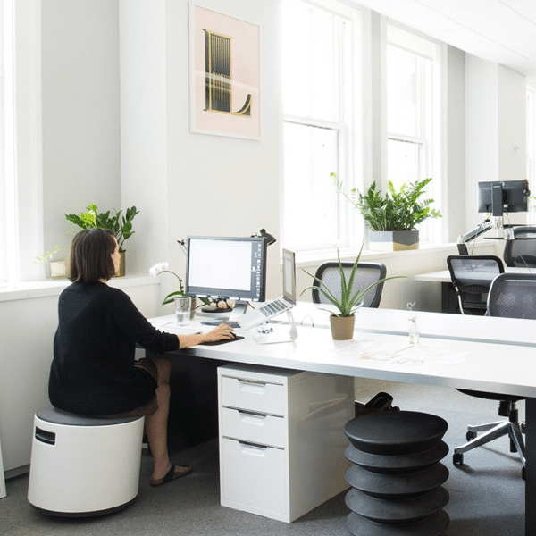Modernes papierloses HR Büro