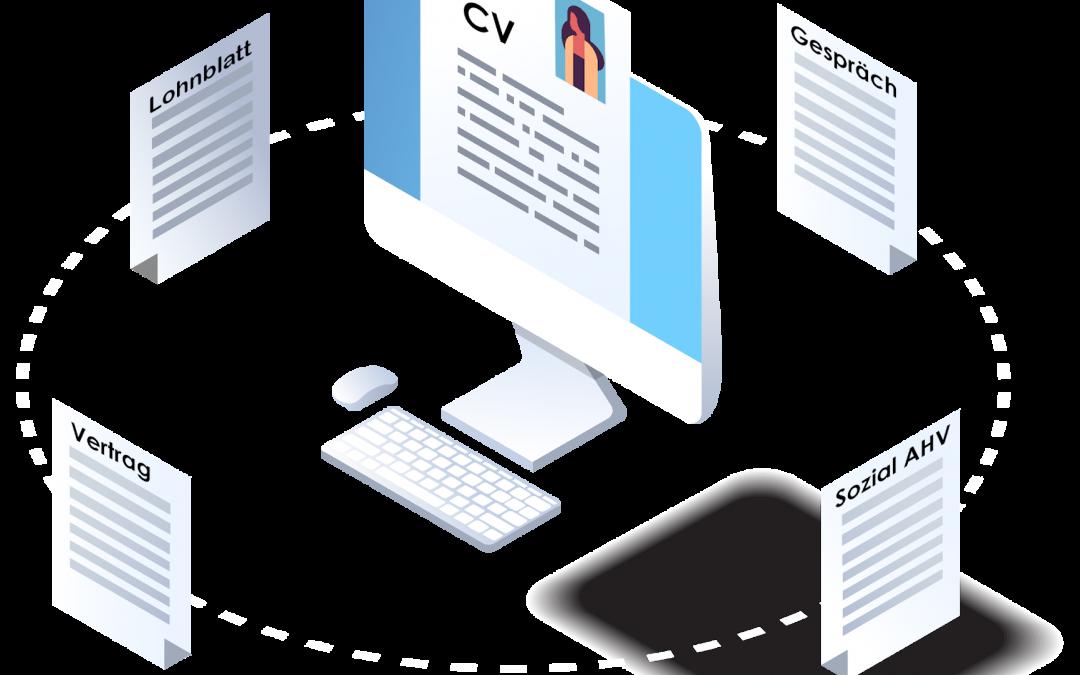 E-Dossier – Digitale Personalakten – Scanservice